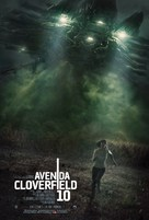 10 Cloverfield Lane - Argentinian Movie Poster (xs thumbnail)