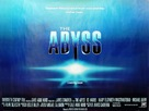 The Abyss - British Movie Poster (xs thumbnail)