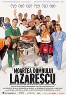 Moartea domnului Lazarescu - Romanian poster (xs thumbnail)