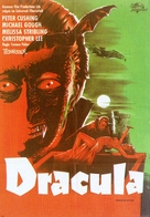 Dracula - German Movie Poster (xs thumbnail)