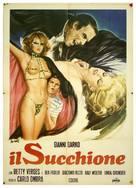 Graf Dracula beißt jetzt in Oberbayern - Italian Movie Poster (xs thumbnail)
