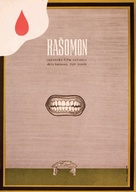 Rashômon - Czech Movie Poster (xs thumbnail)