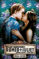 Romeo And Juliet - British DVD movie cover (xs thumbnail)