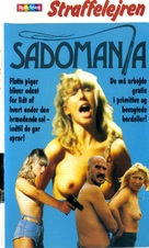 Sadomania - Hölle der Lust - German VHS cover (xs thumbnail)