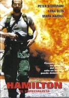 Hamilton - Mexican Movie Cover (xs thumbnail)