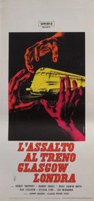 """""""Die Gentlemen bitten zur Kasse"""" - Italian Movie Poster (xs thumbnail)"""