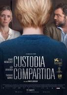 Jusqu'à la garde - Argentinian Movie Poster (xs thumbnail)