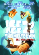 Ice Age: The Meltdown - Malaysian DVD movie cover (xs thumbnail)