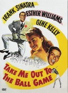 Take Me Out to the Ball Game - DVD movie cover (xs thumbnail)