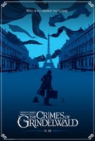 Fantastic Beasts: The Crimes of Grindelwald - Movie Poster (xs thumbnail)