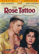 The Rose Tattoo - DVD movie cover (xs thumbnail)
