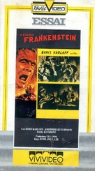 Son of Frankenstein - Italian VHS movie cover (xs thumbnail)