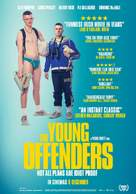The Young Offenders - New Zealand Movie Poster (xs thumbnail)