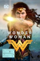 Wonder Woman - Indian Movie Cover (xs thumbnail)