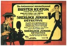 Sherlock Jr. - French Movie Poster (xs thumbnail)
