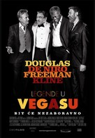 Last Vegas - Croatian Movie Poster (xs thumbnail)
