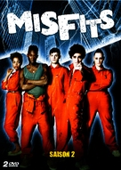 """Misfits"" - French DVD cover (xs thumbnail)"