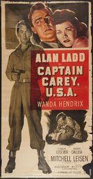 Captain Carey, U.S.A. - Movie Poster (xs thumbnail)