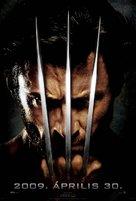 X-Men Origins: Wolverine - Hungarian Movie Poster (xs thumbnail)