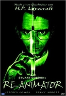 Re-Animator - German Movie Poster (xs thumbnail)