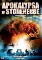 Stonehenge Apocalypse - Czech DVD movie cover (xs thumbnail)