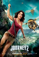Journey 2: The Mysterious Island - Movie Poster (xs thumbnail)