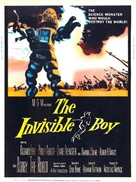 The Invisible Boy - Movie Poster (xs thumbnail)