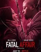 Fatal Affair - Movie Poster (xs thumbnail)