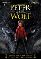 Peter & the Wolf - German DVD cover (xs thumbnail)