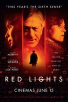 Red Lights - British Movie Poster (xs thumbnail)