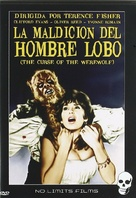 The Curse of the Werewolf - Spanish DVD movie cover (xs thumbnail)