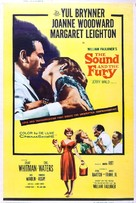 The Sound and the Fury - Movie Poster (xs thumbnail)