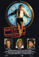 DOA - Spanish Movie Poster (xs thumbnail)