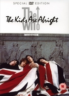 The Kids Are Alright - British DVD cover (xs thumbnail)