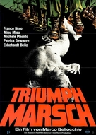 Marcia trionfale - German Movie Poster (xs thumbnail)