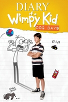 Diary of a Wimpy Kid: Dog Days - Movie Cover (xs thumbnail)