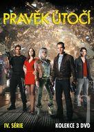 """Primeval"" - Czech DVD movie cover (xs thumbnail)"