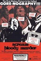 Scream Bloody Murder - Movie Poster (xs thumbnail)