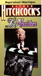 The Lady Vanishes - VHS cover (xs thumbnail)
