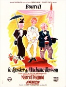 Rosier de Madame Husson, Le - French Movie Poster (xs thumbnail)