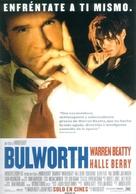 Bulworth - Spanish Movie Poster (xs thumbnail)
