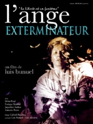 Ángel exterminador, El - French Movie Poster (xs thumbnail)
