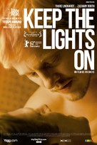 Keep the Lights On - French Movie Poster (xs thumbnail)