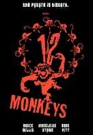 Twelve Monkeys - Movie Cover (xs thumbnail)