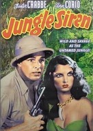 Jungle Siren - DVD cover (xs thumbnail)