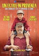 Avis de mistral - Italian Movie Poster (xs thumbnail)