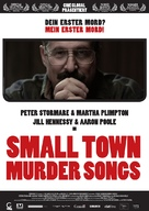Small Town Murder Songs - German Movie Poster (xs thumbnail)