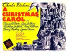 A Christmas Carol - Theatrical movie poster (xs thumbnail)