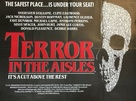 Terror in the Aisles - British Movie Poster (xs thumbnail)