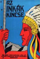 Das Vermächtnis des Inka - Hungarian Movie Poster (xs thumbnail)
